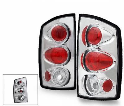 Headlights & Tail Lights - Led Tail Lights - 4CarOption - Dodge Ram 4CarOption Altezza Taillights - XT-TLZ-RAM0204T5-6