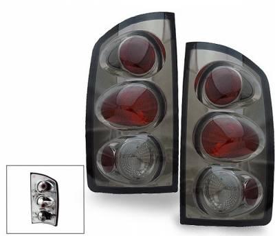 Headlights & Tail Lights - Led Tail Lights - 4CarOption - Dodge Ram 4CarOption Altezza Taillights - XT-TLZ-RAM0204T5SM-6