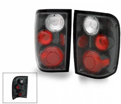 Headlights & Tail Lights - LED Tail Lights - 4CarOption - Ford Ranger 4CarOption Altezza Taillights - XT-TLZ-RGR0104CB-6
