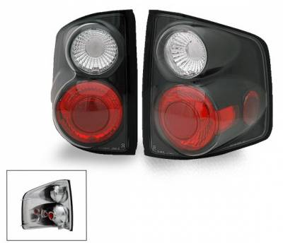 Headlights & Tail Lights - Led Tail Lights - 4CarOption - GMC Sonoma 4CarOption Altezza Taillights - XT-TLZ-S109400BK-6