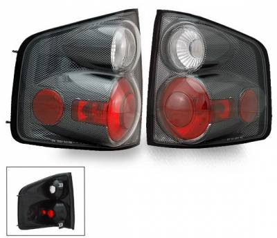 Headlights & Tail Lights - LED Tail Lights - 4CarOption - Chevrolet S10 4CarOption Altezza Taillights - XT-TLZ-S109400CB-6