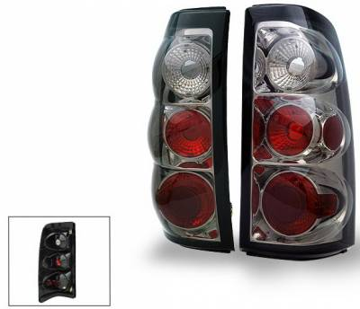 Headlights & Tail Lights - Led Tail Lights - 4CarOption - Chevrolet Silverado 4CarOption Altezza Taillights - XT-TLZ-SLV0305SM-6