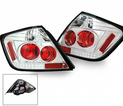 Headlights & Tail Lights - Led Tail Lights - 4CarOption - Scion tC 4CarOption Altezza Taillights - XT-TLZ-TC0407-6