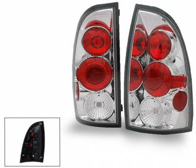 Headlights & Tail Lights - Led Tail Lights - 4CarOption - Toyota Tacoma 4CarOption Altezza Taillights - XT-TLZ-TCM0506-6