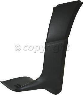 Factory OEM Auto Parts - Original OEM Bumpers - Custom - REAR STEP PLATE RH (PASSENGER SIDE)