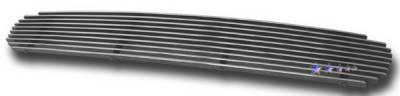 Grilles - Custom Fit Grilles - APS - Hyundai Santa Fe APS Billet Grille - Upper - Aluminum - Y65755A
