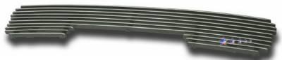 Grilles - Custom Fit Grilles - APS - Hyundai Santa Fe APS Billet Grille - Bumper - Aluminum - Y65756A