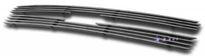Grilles - Custom Fit Grilles - APS - Hyundai Tucson APS Billet Grille - Upper - Aluminum - Y66454A