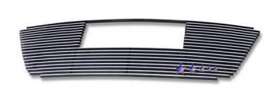 Grilles - Custom Fit Grilles - APS - Hyundai Elantra APS Grille - Y66676A
