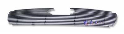 Grilles - Custom Fit Grilles - APS - Hyundai Accent APS Grille - Y66681A
