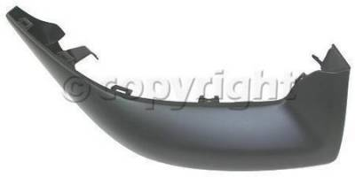 Factory OEM Auto Parts - Original OEM Bumpers - Custom - FRONT LOWER VALANCE RH (PASSENGER SIDE)