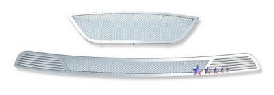 Grilles - Custom Fit Grilles - APS - Hyundai Sonata APS Wire Mesh Grille - Y77217T