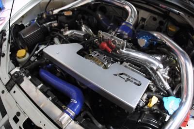 Agency Power - Subaru WRX Agency Power Aluminum Alternator Cover - Image 5