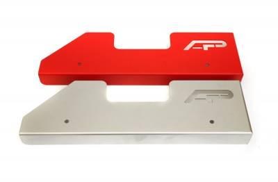 Agency Power - Subaru WRX Agency Power Aluminum Alternator Cover with Hardware - Image 2