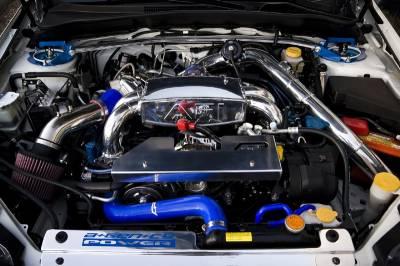 Agency Power - Subaru WRX Agency Power Aluminum Alternator Cover with Hardware - Image 3