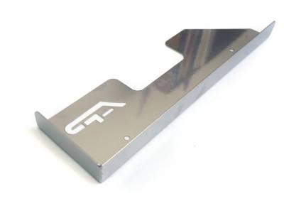Agency Power - Subaru WRX Agency Power Aluminum Alternator Cover with Hardware - Image 5