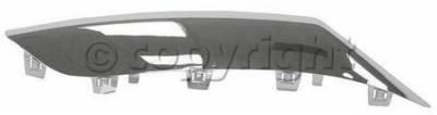 Factory OEM Auto Parts - Original OEM Bumpers - Custom - FRONT BUMPER MOLDING RH (PASSENGER SIDE)