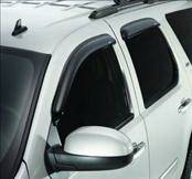 Accessories - Wind Deflectors - AVS - Jeep Wrangler AVS In-Channel Ventvisor Deflector