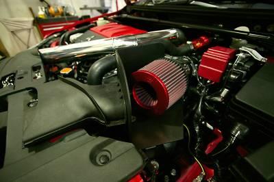 Air Intakes - Oem Air Intakes - Agency Power - Mitsubishi Lancer Agency Power Short Ram Air Intake Kit