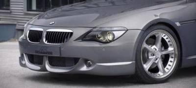 6 Series - Front Bumper - AC Schnitzer - Front Lip Spoiler