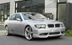 7 Series - Front Bumper - AC Schnitzer - Front Add-on Spoiler