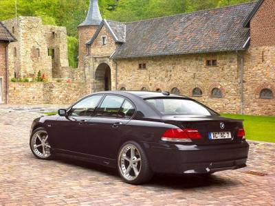 7 Series - Body Kits - AC Schnitzer - E66 BMW 7-Series Body Kit AC