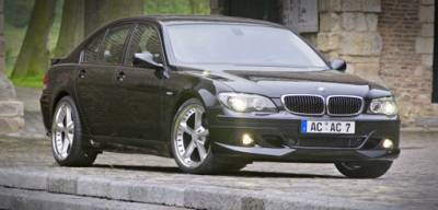 7 Series - Body Kits - AC Schnitzer - BMW 7-Series Short Wheel Base Aero Kit