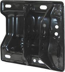 Factory OEM Auto Parts - Original OEM Bumpers - Custom - FRONT BUMPER BRACKET LH (DRIVER SIDE)