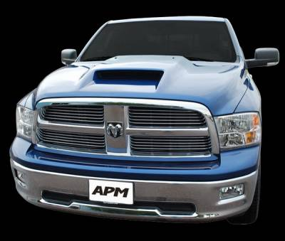 APM - Dodge Ram APM Ram Air Functional Power Hood