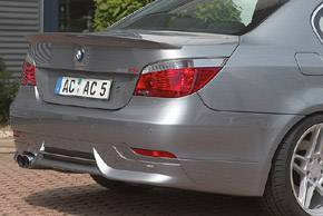 5 Series - Rear Lip - AC Schnitzer - Rear Lip Spoiler