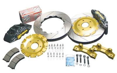 Brakes - Custom Brake Kits - AP Racing - AP Racing Track Brake Kit