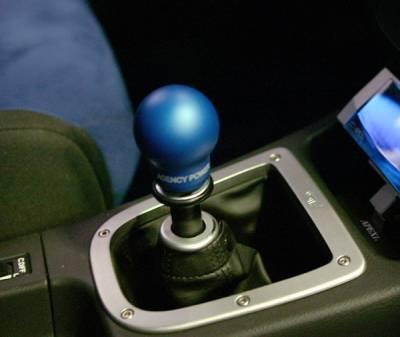Agency Power - Subaru WRX Agency Power Aluminum Shift Knob - 6 Speed - Image 5