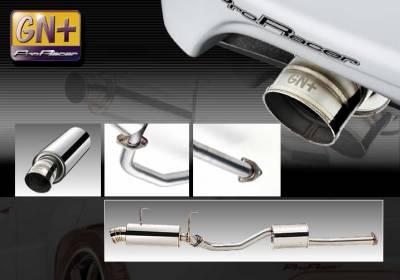 Exhaust - 5Zigen - 5Zigen - Pro Racer GN+