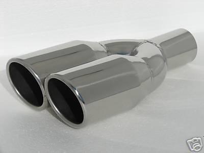 Exhaust - Exhaust Tips - AA - Universal - 2.25 Tip Dual