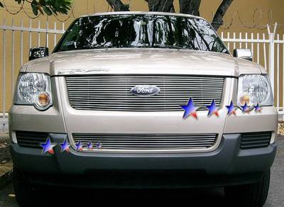 Grilles - Custom Fit Grilles - APS - Ford Explorer APS Grille