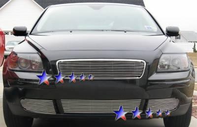 Grilles - Custom Fit Grilles - APS - Volvo V50 APS Grille