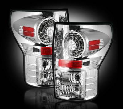Headlights & Tail Lights - Led Tail Lights - Recon - Toyota Tundra Recon LED Taillights