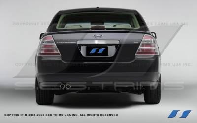 SUV Truck Accessories - Chrome Billet Door Handles - SES Trim - Mercury Montego SES Trim ABS Chrome Tailgate Handle - TG106