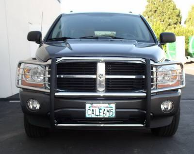 Grilles - Grille Guard - Aries - Dodge Durango Aries Grille Guard - 1PC