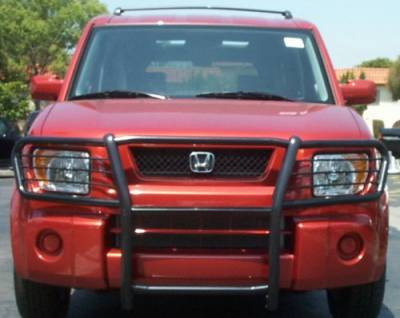Grilles - Grille Guard - Aries - Honda Element Aries Grille Guard - 1PC