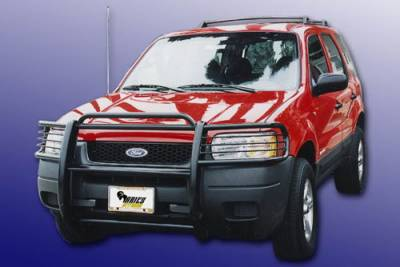 Grilles - Grille Guard - Aries - Ford Escape Aries Grille Guard - 1PC