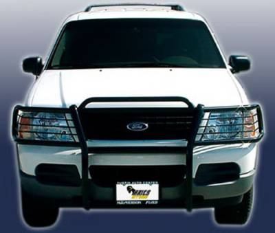 Grilles - Grille Guard - Aries - Ford Explorer Aries Grille Guard - 1PC