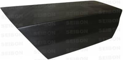 Evolution 8 - Trunk Hatch - Seibon - Mitsubishi Evolution 8 Seibon OEM Style Dry Carbon Fiber Trunk - TL0305MITEVO8-DRY