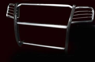 Grilles - Grille Guard - Aries - Nissan Pathfinder Aries Modular Grille Guard