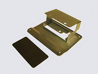 S10 - Body Kit Accessories - Street Scene - Chevrolet S10 Street Scene Tailgate Handle Relocator Kit - 950-61135