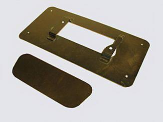 I370 - Body Kit Accessories - Street Scene - Isuzu I-370 Street Scene Tailgate Handle Relocator Kit - 950-61136