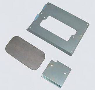 F350 - Body Kit Accessories - Street Scene - Ford F350 Street Scene Tailgate Handle Relocator Kit - 950-61150