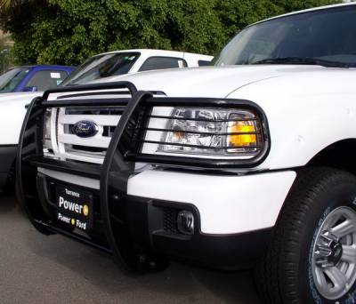 Grilles - Grille Guard - Aries - Ford Ranger Aries Grille Guard - 1PC