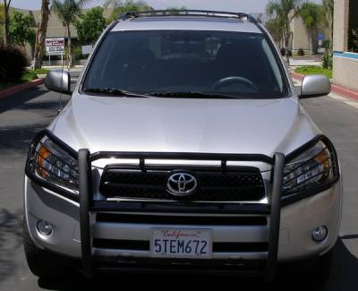 Grilles - Grille Guard - Aries - Toyota Rav 4 Aries Grille Guard - 1PC