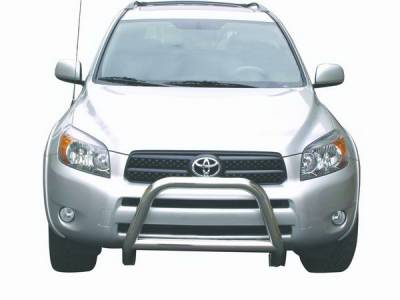 Grilles - Grille Guard - Aries - Toyota Rav 4 Aries Sport Bar - Stainless Steel